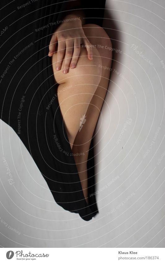 THE CATWALK INSTINCT :. elegant Segeln authentisch außergewöhnlich Hand berühren Grafik u. Illustration Tanzen Porzellanpuppe weiß Islam Schleier Brennpunkt