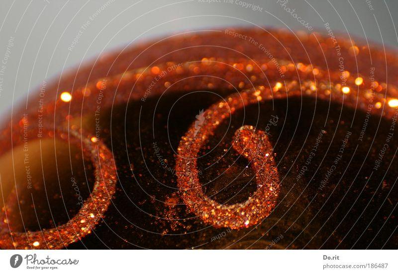 Schönes Advents-WE euch allen!!! Weihnachten & Advent orange warten glänzend gold rund Dekoration & Verzierung Sauberkeit Häusliches Leben Duft drehen Kurve Weihnachtsdekoration Wurm schimmern