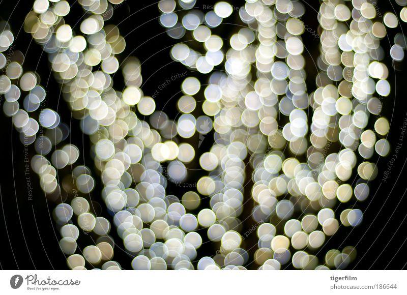 jazzige Weihnachtsbeleuchtung Nachtleben Entertainment Feste & Feiern Kunst Fußgängerzone Dekoration & Verzierung Glas Ornament Kugel glänzend leuchten