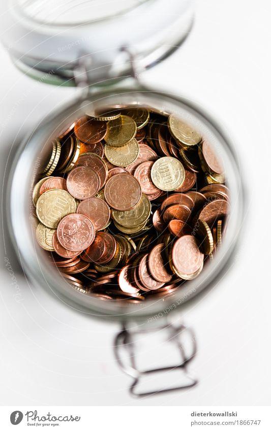 Geld gespart sparen Handel Dienstleistungsgewerbe Medienbranche Werbebranche Kapitalwirtschaft Börse Geldinstitut Business Mittelstand Karriere Erfolg