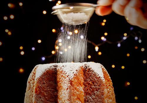 Letzte Vorbereitungen Weihnachten & Advent Hand schwarz Feste & Feiern Party Stimmung maskulin gold süß Warmherzigkeit Romantik Duft Kuchen Zucker festlich