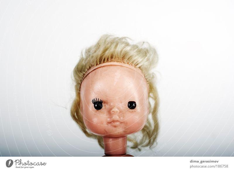 Spielzeug geheimnisvoll Puppe bizarr