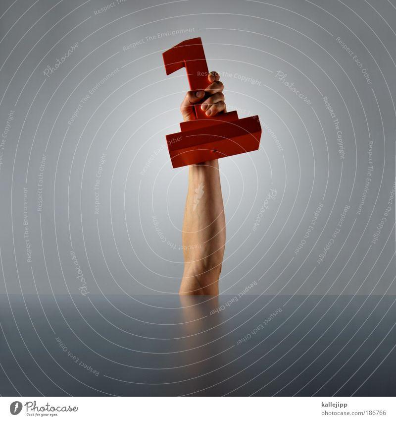 ... takes it all. Hand rot 1 Business Feste & Feiern Arbeit & Erwerbstätigkeit Sport Arme Erfolg Platz Leben Ziffern & Zahlen Geldinstitut stoppen Lebenslauf