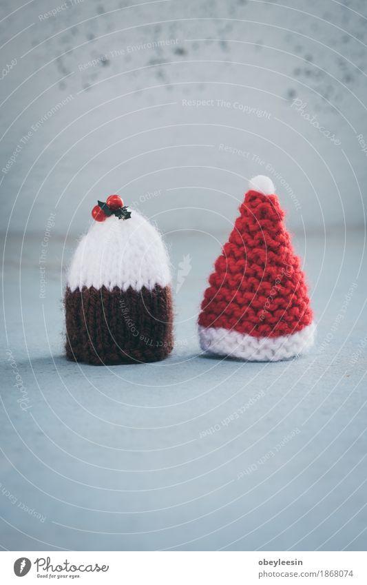 Weihnachtsmütze Lifestyle Stil Kunst Mode Idee Bekleidung Künstler