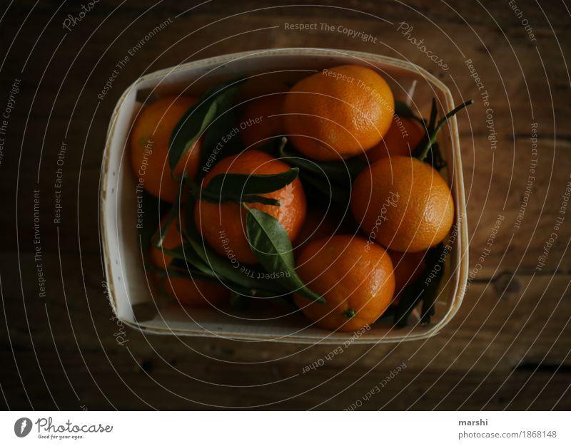 Vitamine Lebensmittel Frucht Ernährung Stimmung orange Mandarine Zitrusfrüchte Korb lecker geschmackvoll Farbfoto Innenaufnahme Detailaufnahme Makroaufnahme