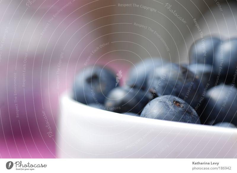 blaues wunder erleben blau weiß Sommer klein Gesundheit rosa Frucht Lebensmittel authentisch Ernährung Beeren süß rund Lebensfreude lecker Tasse