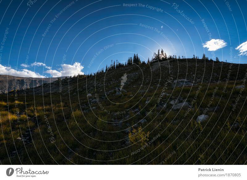 Indian Peaks Wilderness schön Zufriedenheit Ferien & Urlaub & Reisen Abenteuer Ferne Berge u. Gebirge wandern Umwelt Natur Landschaft Himmel Wolken Sommer Klima