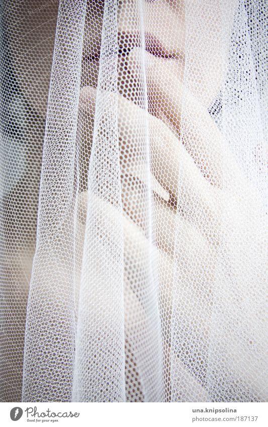 .bride Mensch Frau Jugendliche Hand schön Erwachsene feminin Junge Frau Kopf träumen 18-30 Jahre Mund elegant Hochzeit Finger Romantik