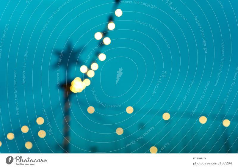 Aalener Weihnachtsmarkt ausgehen Feste & Feiern Jahrmarkt Winter Zeichen Linie Schnur Lichterkette Weihnachtsdekoration Weihnachtsstern blau Vorfreude Handel