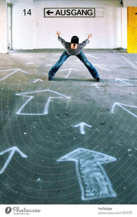 windkanal Mensch Mann Erwachsene Graffiti Leben Stil Schilder & Markierungen Design Schriftzeichen Lifestyle Kommunizieren Ziel Zeichen Pfeil Reichtum Richtung
