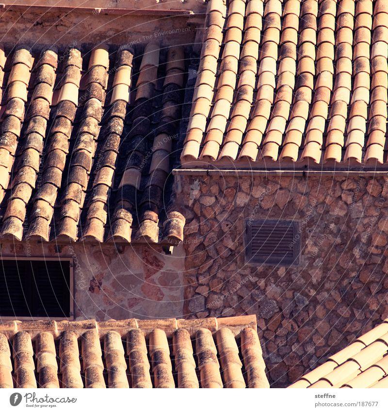 Wohnpark Ferien & Urlaub & Reisen Haus Stein Fassade Dach Mallorca Einfamilienhaus