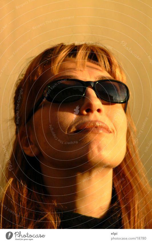Die Sonne Frau