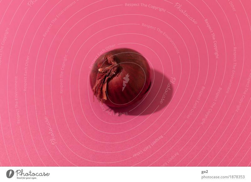 Rote Zwiebel Gesunde Ernährung rot Essen Gesundheit Lebensmittel Ernährung ästhetisch einfach Küche Scharfer Geschmack violett lecker Bioprodukte Abendessen Vegetarische Ernährung Diät