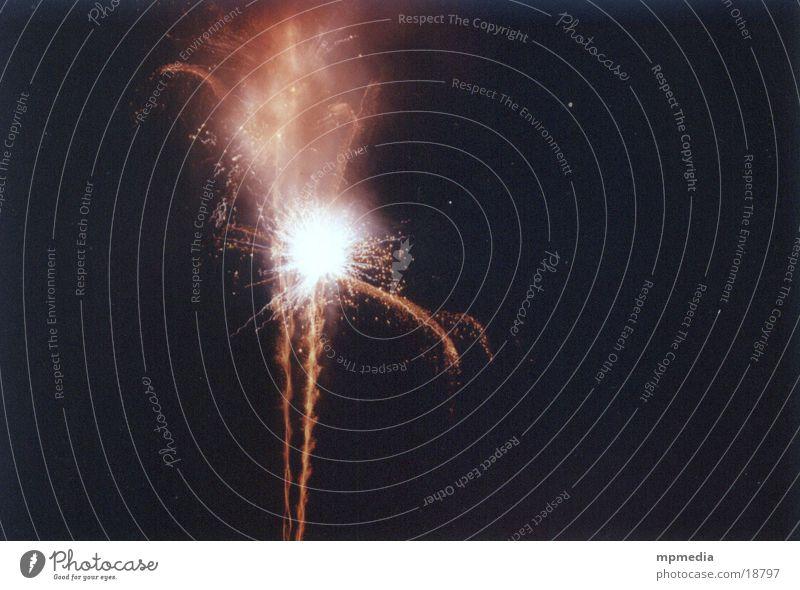Rakete No. 772 Silvester u. Neujahr Nacht Party Explosion Luftverkehr Feuerwerk Feste & Feiern