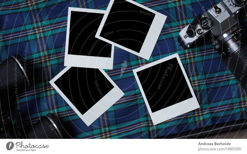 Alte Fotos Freizeit & Hobby Ferien & Urlaub & Reisen Safari Sommer Arbeit & Erwerbstätigkeit Fotokamera Koffer Fernglas alt trendy retro Fotografie old vacation