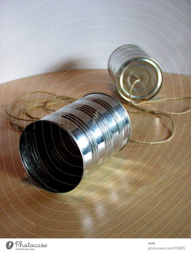 Konserfon Konservendose Telefon Dose Spielen Telekommunikation Medien dfü