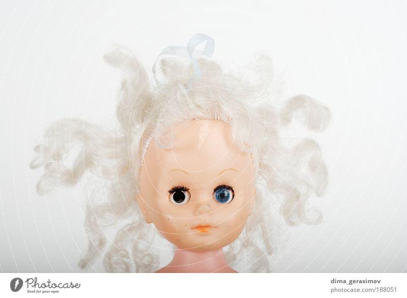 Fläche 3 Mädchen Haut Kopf Haare & Frisuren Gesicht Auge Ohr Nase Mund Lippen Fuß blond grauhaarig weißhaarig langhaarig Locken Inspiration schön Farbfoto