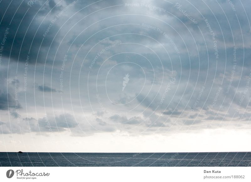 Ausblick Himmel Sommer Wasser Landschaft Wolken Freude Umwelt Wärme außergewöhnlich hell Zufriedenheit Kraft Klima bedrohlich Schönes Wetter weich