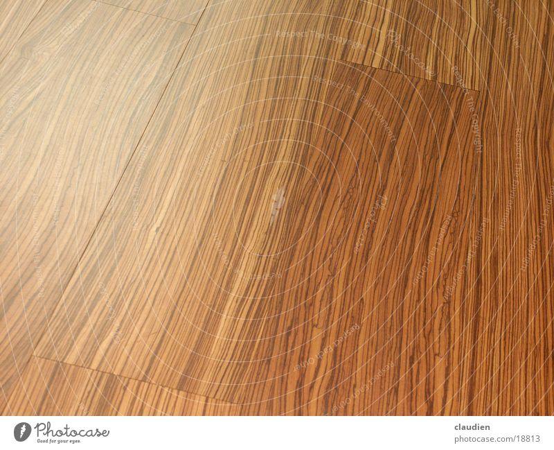 hölzern Laminat Holz braun rotbraun schwarz Bodenbelag Häusliches Leben brown Strukturen & Formen Flur