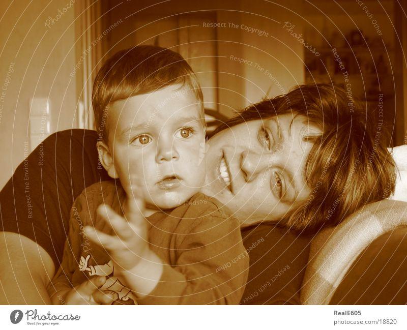 My Family Mensch Kind Haus Familie & Verwandtschaft Mutter Häusliches Leben Wohlgefühl Eltern