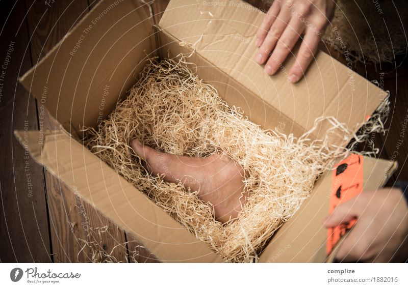 Neue Schuhe Weihnachten & Advent schön Beine Gesundheit Fuß gehen Freizeit & Hobby Körper Geburtstag Güterverkehr & Logistik Information gruselig Gewalt Post