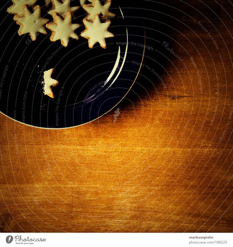 weihnachts plätzchen Lebensmittel Ernährung Festessen Bioprodukte Fingerfood Plätzchen Stern (Symbol) Häusliches Leben Wohnung Innenarchitektur