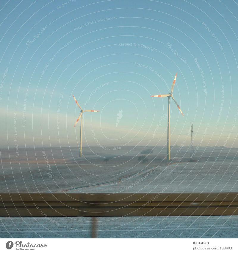 `,´ `,´ Natur blau Winter Ferien & Urlaub & Reisen Ferne kalt Freiheit Landschaft Eis Kraft Feld Wind Umwelt Energie Ausflug Energiewirtschaft
