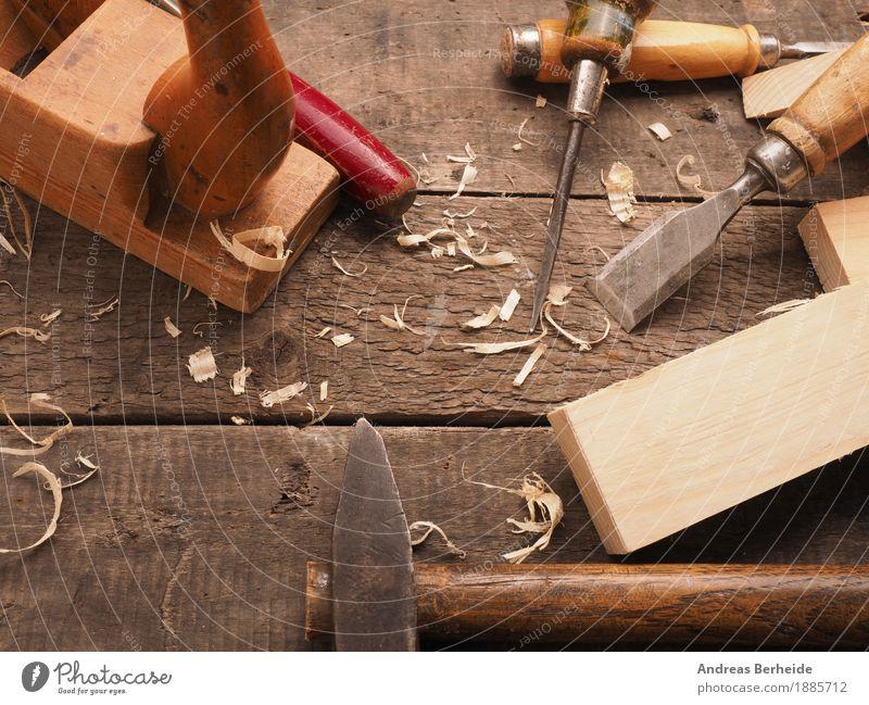 Tischler Werkzeug heimwerken Snowboard Erwachsenenbildung Beruf Holz Arbeit & Erwerbstätigkeit alt braun wood tools carpenter joinery Abdeckung woodwork