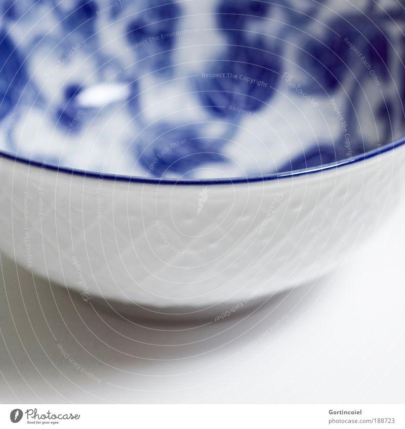 Asia blau weiß Stil Lifestyle Kunst Linie Dekoration & Verzierung elegant Asien Geschirr exotisch Schalen & Schüsseln China Japan bemalt Porzellan
