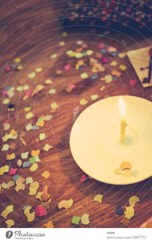 Wünsch dir was, willma! Lifestyle Freude Glück Freizeit & Hobby Dekoration & Verzierung Tisch Feste & Feiern Geburtstag Freundschaft Kerze Holz Zeichen leuchten