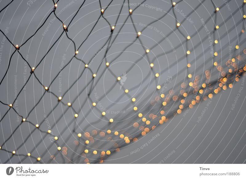 Lebenslichter Weihnachten & Advent klein Beleuchtung Energiewirtschaft Elektrizität Netzwerk Kabel Dekoration & Verzierung leuchten Netz Information Computernetzwerk Verbindung Zusammenhalt Verbundenheit festlich