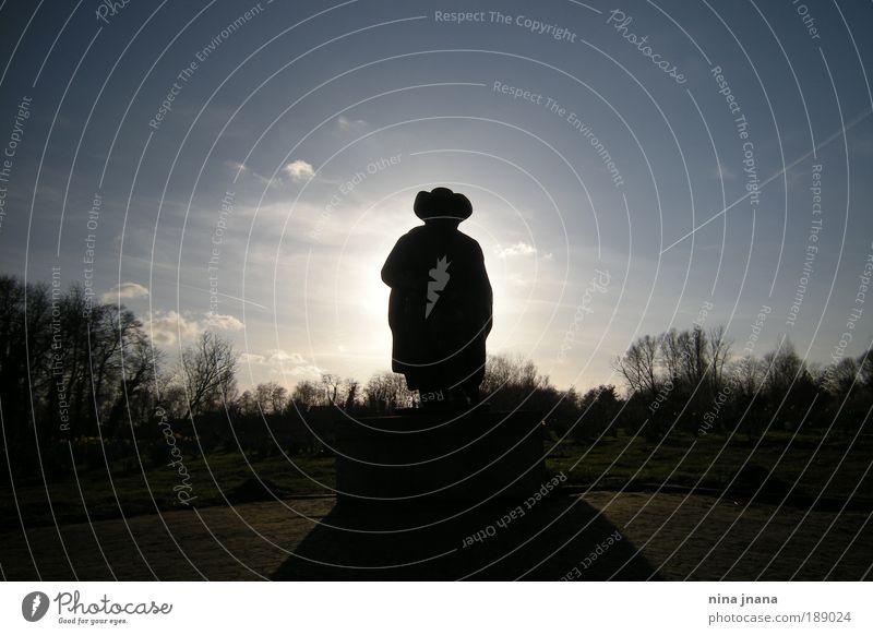 Rückmeldung von Rijn Kunst Künstler Maler Skulptur Kultur Natur Landschaft Wolken Sonnenaufgang Sonnenuntergang ästhetisch authentisch fantastisch historisch
