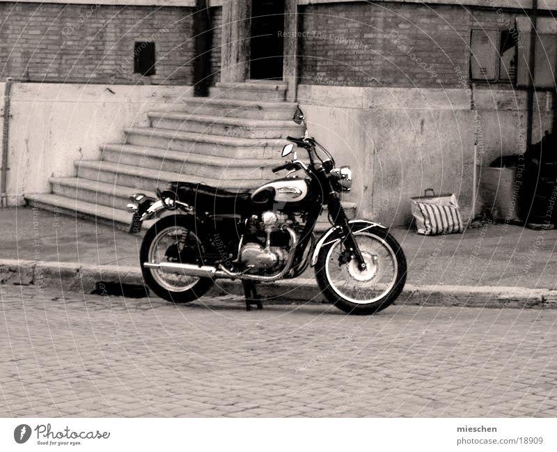 Motorrad Nostalgie retro Freizeit & Hobby