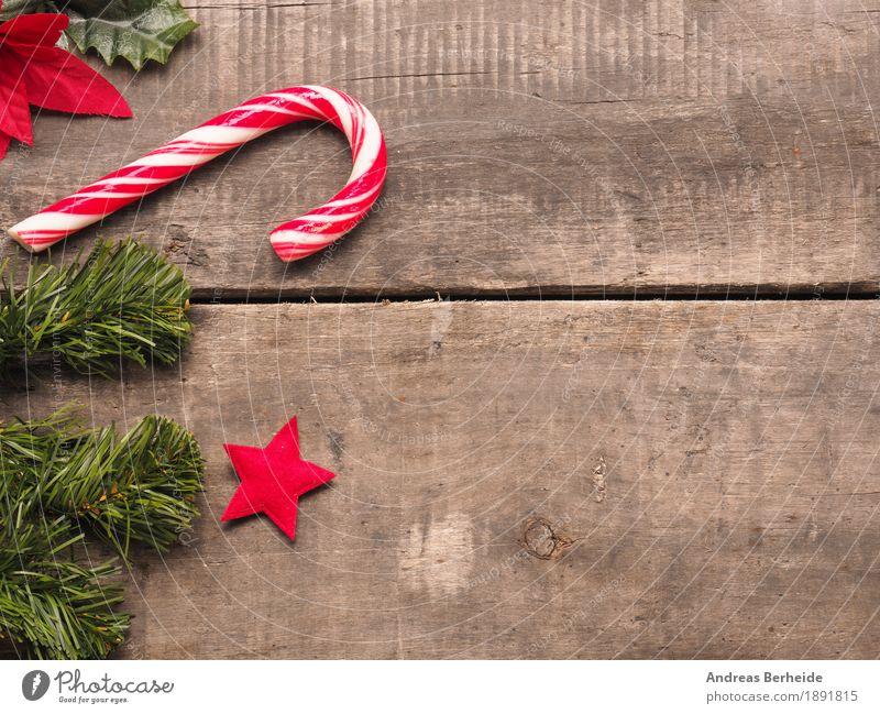 Weihnachtsdekoration Auf Holz   Ein Lizenzfreies Stock Foto Von Photocase