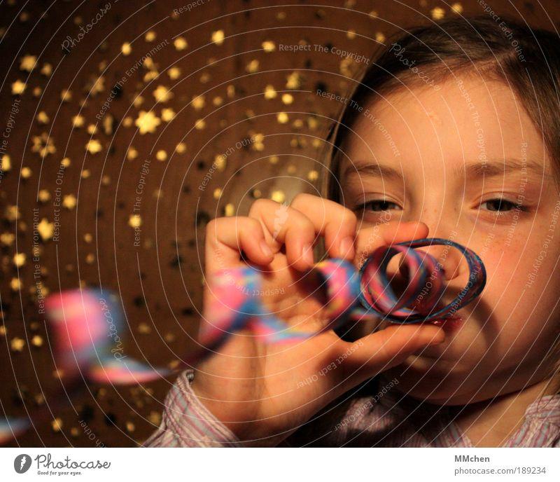 pffffft Mensch Kind Freude Gesicht Spielen Party Feste & Feiern Freizeit & Hobby Geburtstag verrückt Kindheit Fröhlichkeit Show Dekoration & Verzierung Karneval