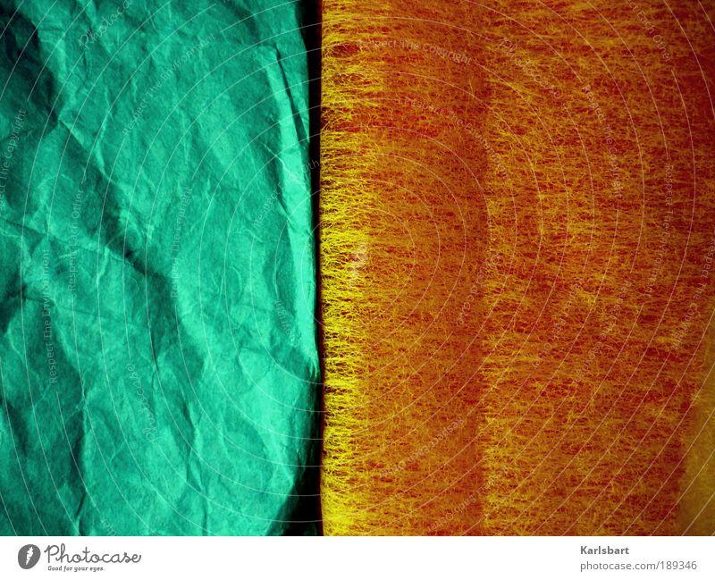 orient. orange. gelb Stil Linie Kunst Hintergrundbild Freizeit & Hobby Design verrückt ästhetisch Papier Lifestyle Häusliches Leben Dekoration & Verzierung Falte Kreativität türkis
