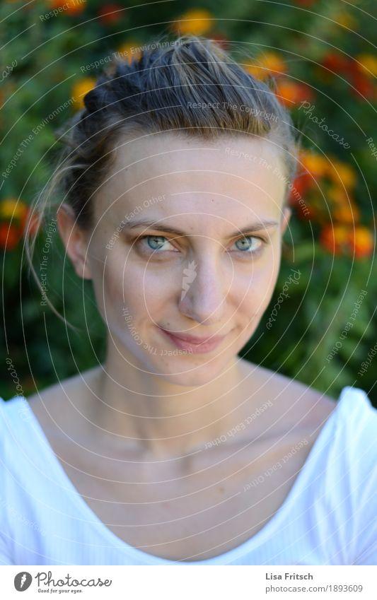 deine blauen augen.. schön Haut Gesicht Leben harmonisch Wohlgefühl Ferien & Urlaub & Reisen feminin Junge Frau Jugendliche Erwachsene 1 Mensch 18-30 Jahre