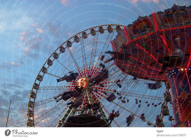 Rummel Jahrmarkt Riesenrad Freizeit & Hobby Karussel