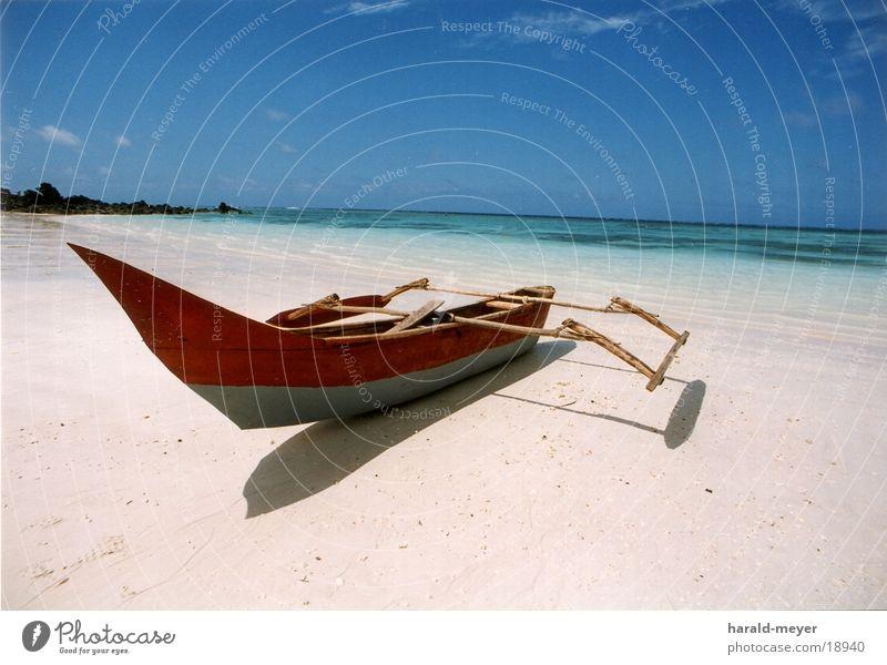 Komoren Meer Strand Wasserfahrzeug