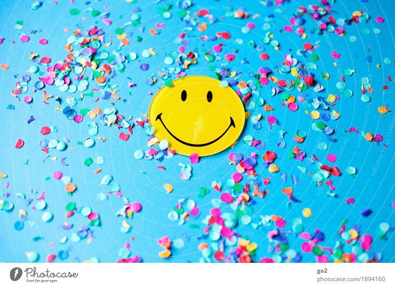Happy Freude Glück lachen Feste & Feiern Party Geburtstag Kreativität Fröhlichkeit Lächeln Lebensfreude Zeichen Hochzeit Show Veranstaltung Silvester u. Neujahr Karneval