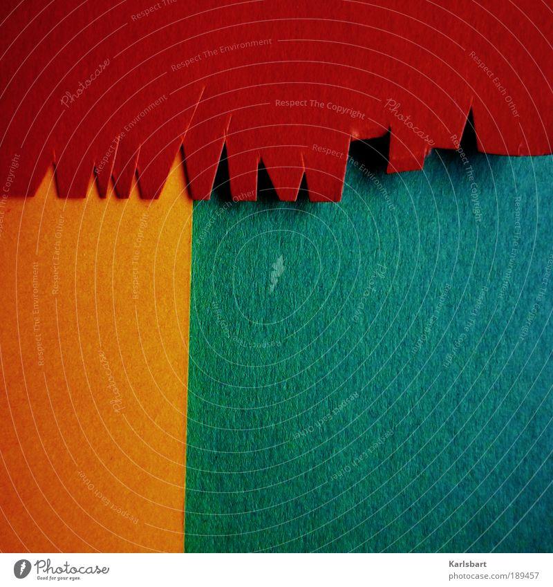 zulu. Farbe Sommer Stil Spielen Kunst Lifestyle Linie Wohnung Design Häusliches Leben Freizeit & Hobby Dekoration & Verzierung Kreativität Ecke Papier exotisch