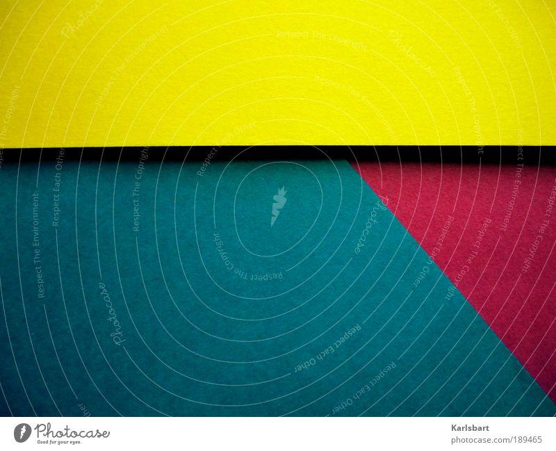 c. y. m. Farbe Erholung Stil Spielen Kunst Lifestyle Linie Wohnung Design Häusliches Leben Freizeit & Hobby Dekoration & Verzierung Kreativität Lebensfreude Kultur Papier