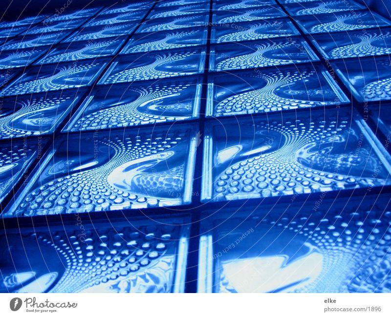 frontalknick Glasbaustein Fototechnik