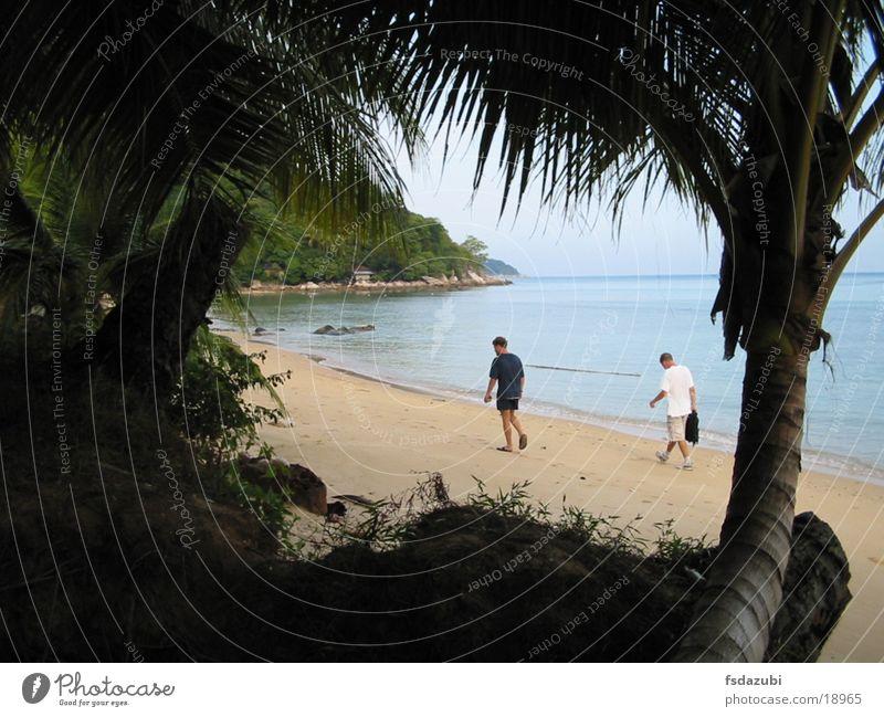 Perentian_Kecil3 Strand Malaysia Meer Ferien & Urlaub & Reisen Asien Los Angeles