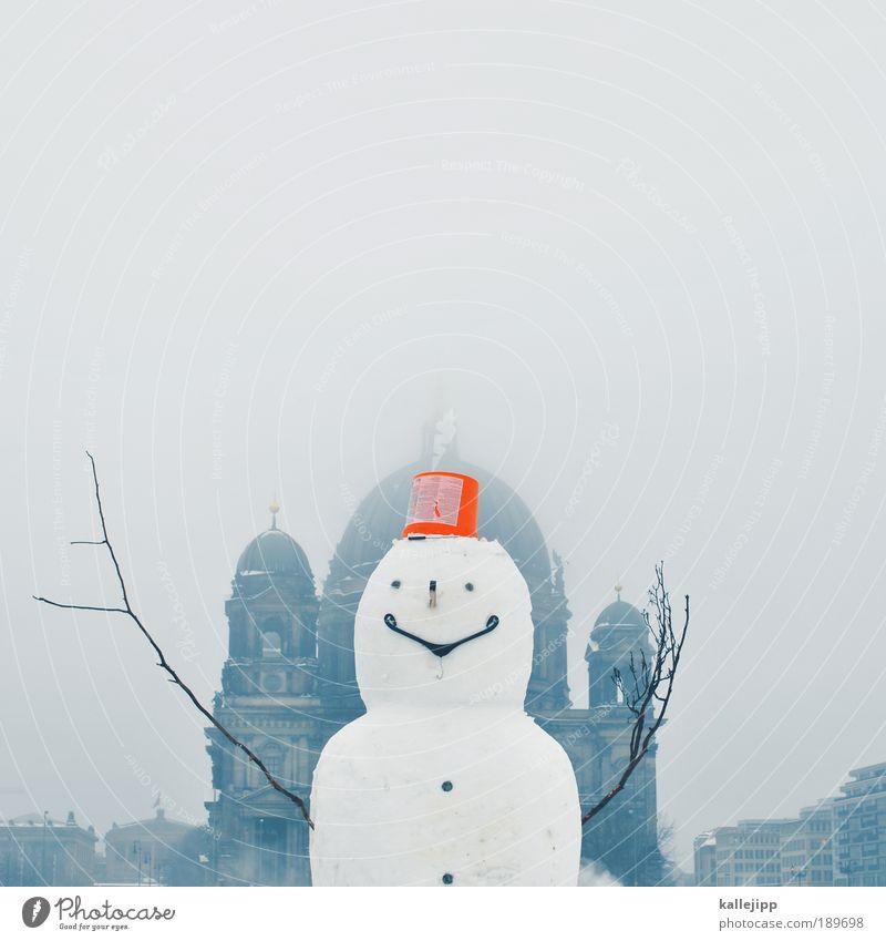 mir wird warm Wasser Freude Gesicht Schnee Spielen Berlin Kopf Wetter Eis Freizeit & Hobby Mund Arme Nebel Nase Klima Lifestyle