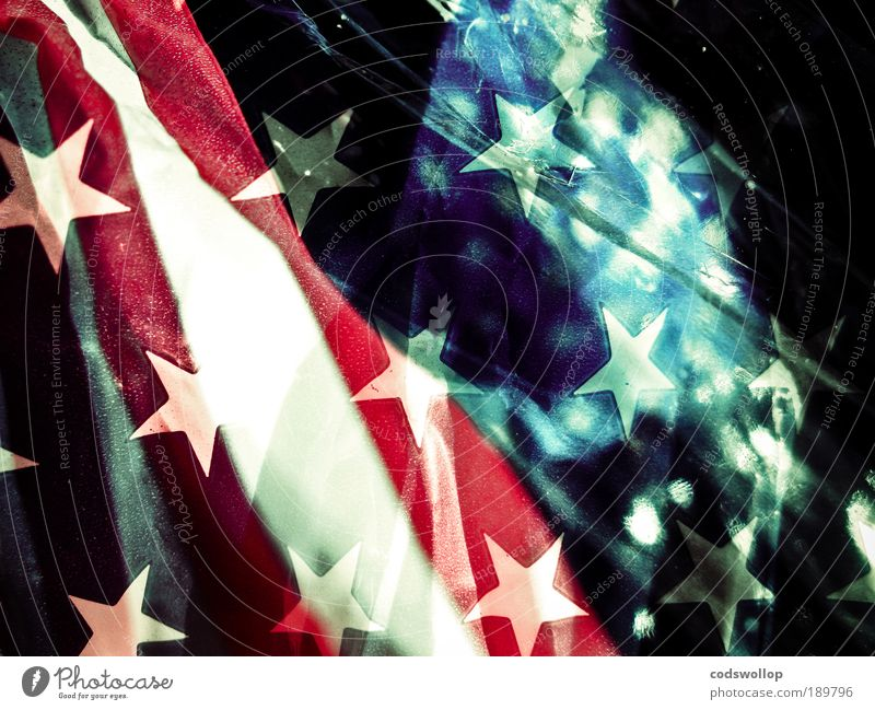 how betsy ross became famous Raumfahrt Erdöl Zeichen Fahne blau rot weiß Stars and Stripes Doppelbelichtung Amerika bruce springsteen country and western