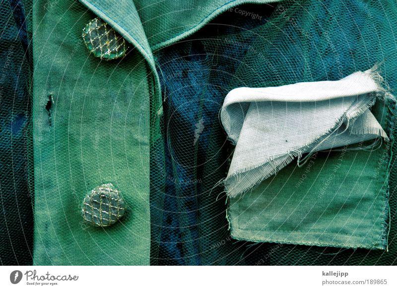fashionweek maskulin Mann Erwachsene Mode Bekleidung Hemd Anzug Jacke Stoff Accessoire Schmuck Reichtum Macht Tuch Naht grün blau Kragen Tasche elegant schick