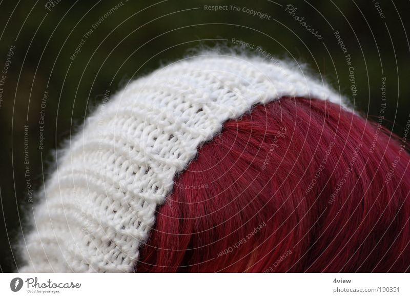 nicht Rotkäppchen Jugendliche weiß Erwachsene kalt feminin Haare & Frisuren Kopf Junge Frau 18-30 Jahre einzigartig Mütze rothaarig kurzhaarig