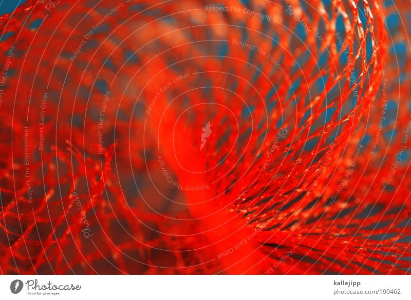 nett-z Medienbranche Energiewirtschaft Telekommunikation Callcenter Sitzung Schnur Knoten Netz Netzwerk Telefongespräch rot Versicherung Kontakt Verbindung