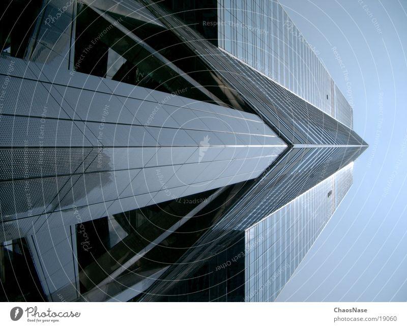 Hochhaus Hong Kong Stadt Architektur China Hongkong